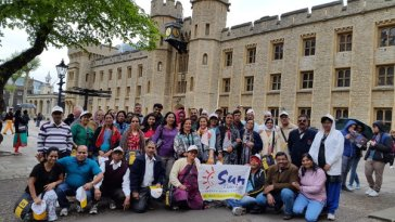 Europe Group Trips from Pune