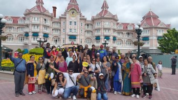 Europe Holiday trip from Pune