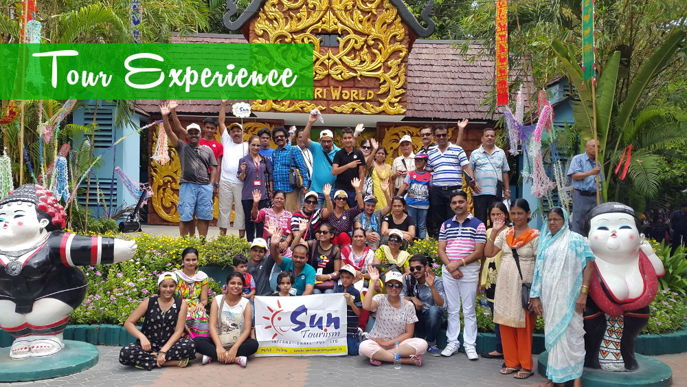 package tour singapore malaysia thailand from pune