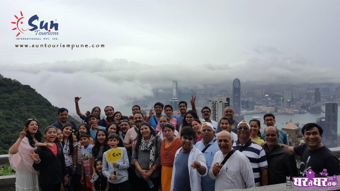 Hong Kong Disneyland Family Package Tour From Pune Sun