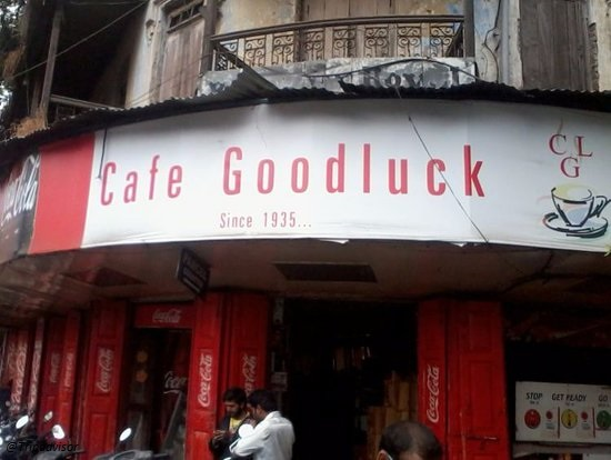 Cafe Goodluck, Pune