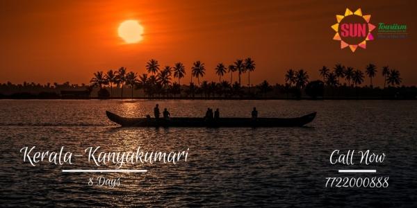 Kerala-Kanyakumari Tour