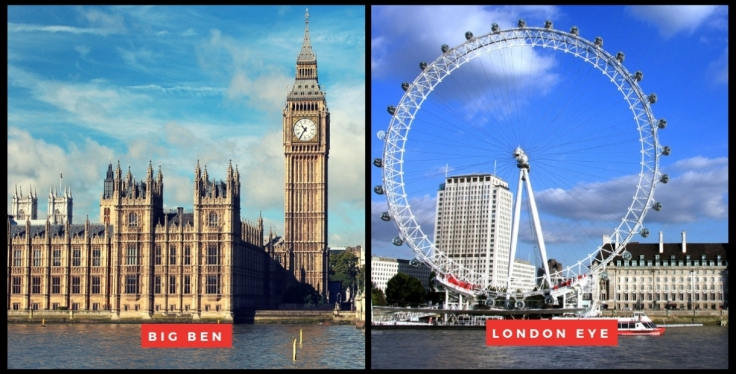 London, Europe