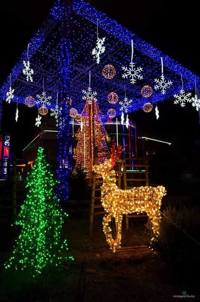 Christmas in Shillong