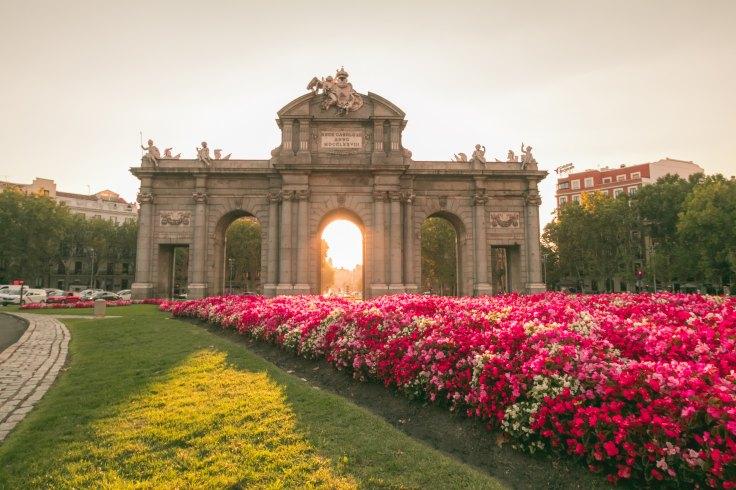 Rege Carolo Anno, Madrid